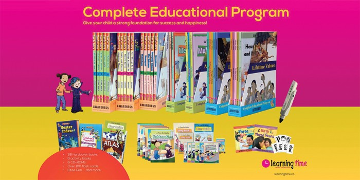 Complete Educational Program